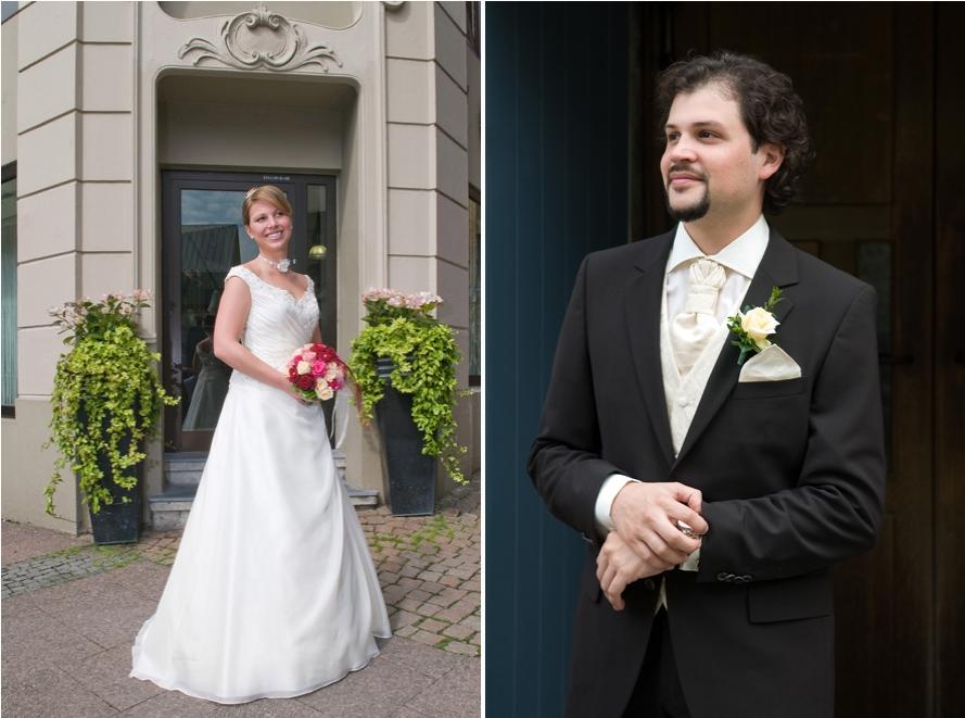 Tagesreportage Hochzeit Aachen - Vorbereitung