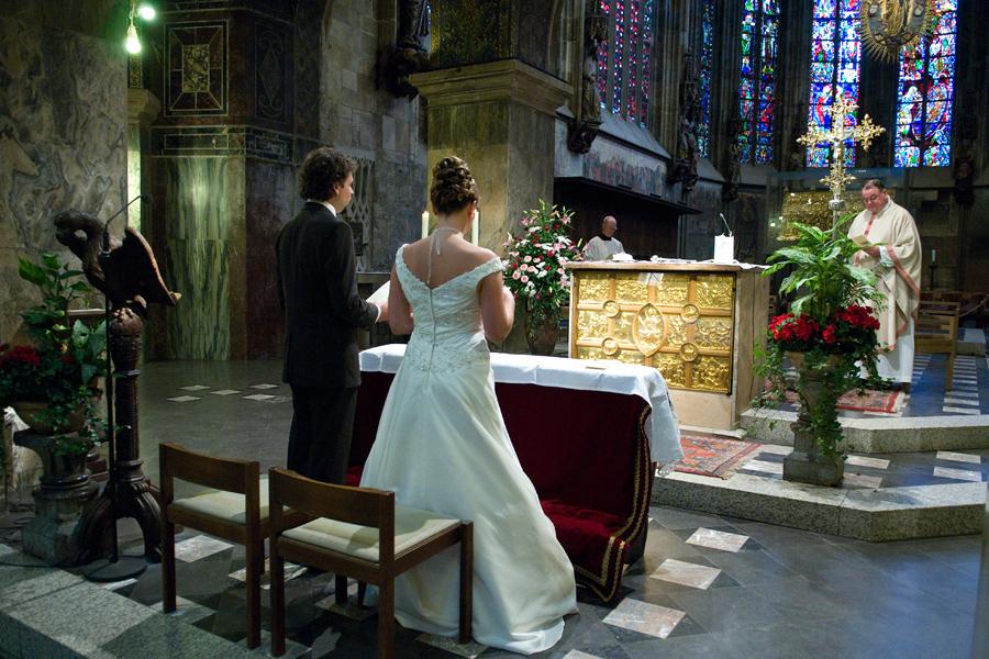 Hochzeitsfotograf Aachen: Aachener Dom