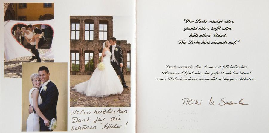 Hochzeitsfotograf Kundenmeinungen