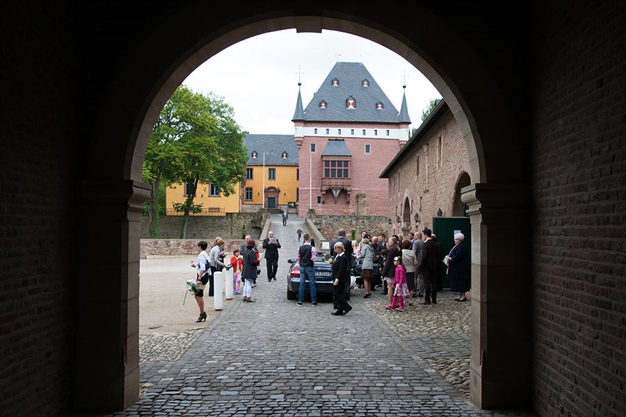Schloss Burgau, Düren