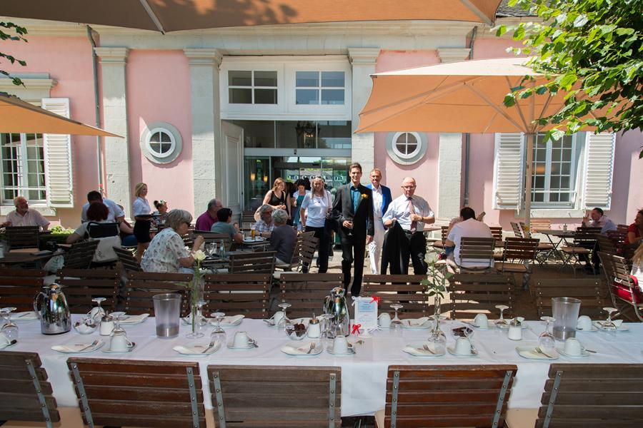Schlosscafe Benrath
