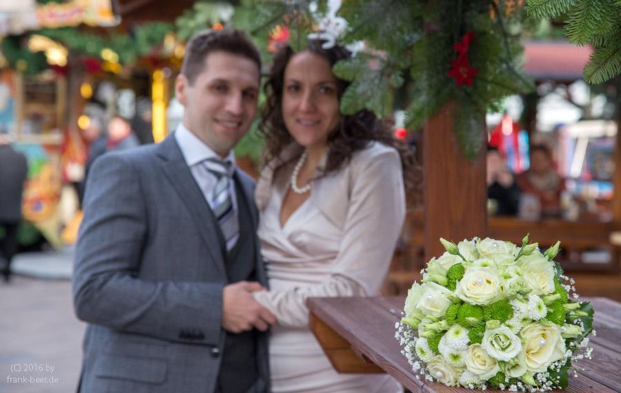 Hochzeitsfoto in Düren